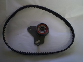 Cushman White Truck Timing Belt and Tensioner