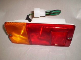 Daihatsu Hijet Left Rear Tail light Assembly S80 S81 S82 S83 some S110 3.5 Tall 7.25 Long