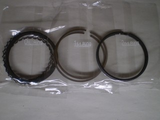 Mitsubishi Minicab Piston Rings 3G83