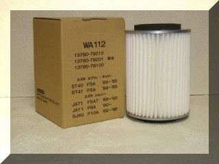 Suzuki Carry Air Filter Long 6 3/8 DB51 DD51