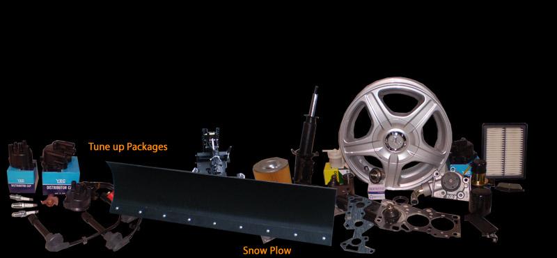 Mini truck accessories